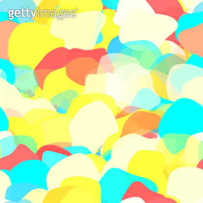 textures with colorful polka dots - gettyimageskorea