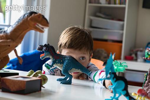 Dinosaur World - gettyimageskorea