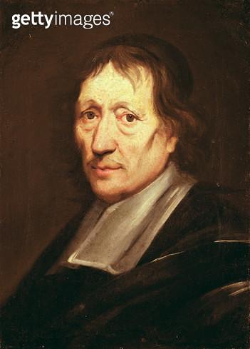<b>Title</b> : Self Portrait, c.1672 (oil on canvas)Additional InfoAutoportrait;<br><b>Medium</b> : oil on canvas<br><b>Location</b> : Private Collection<br> - gettyimageskorea
