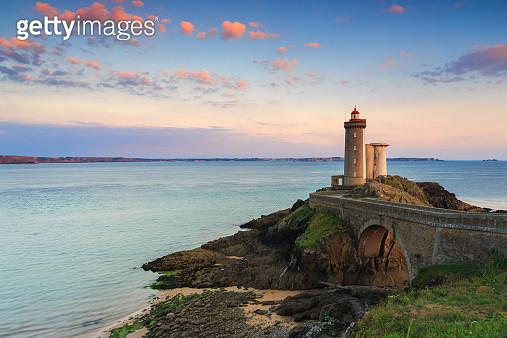 Minou lighthouse in France - gettyimageskorea