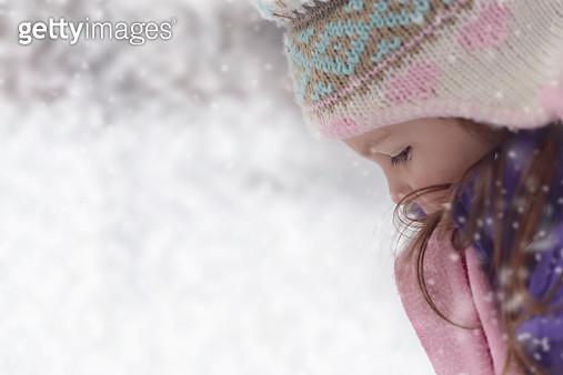 Snow day - gettyimageskorea