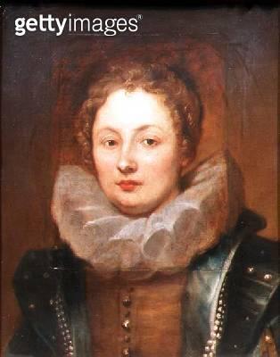 <b>Title</b> : Portrait of a noblewoman<br><b>Medium</b> : oil on canvas<br><b>Location</b> : Palazzo Pitti, Florence, Italy<br> - gettyimageskorea
