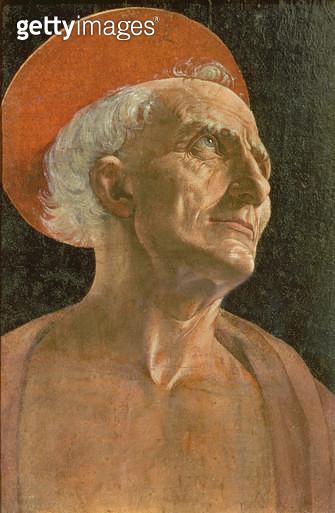 <b>Title</b> : St. Jerome<br><b>Medium</b> : <br><b>Location</b> : Palazzo Pitti, Florence, Italy<br> - gettyimageskorea
