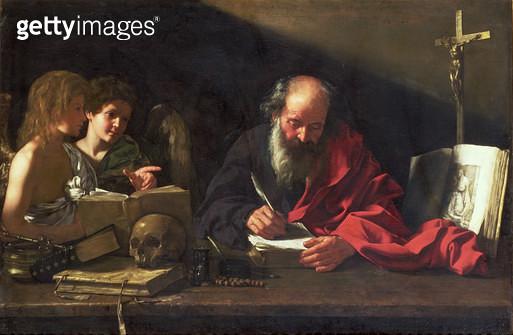 <b>Title</b> : St. Jerome in his Study<br><b>Medium</b> : <br><b>Location</b> : Palazzo Pitti, Florence, Italy<br> - gettyimageskorea