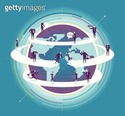 Global business - gettyimageskorea