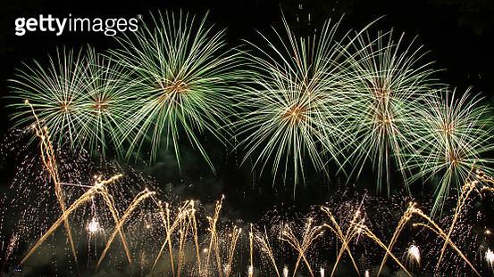 Fireworks, Annecy, France - gettyimageskorea