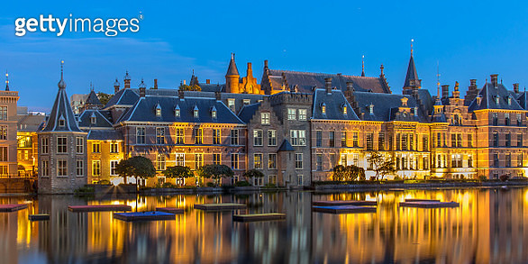 Parliament Binnenhof The Hague - gettyimageskorea