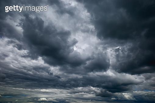 Dark rain clouds - gettyimageskorea
