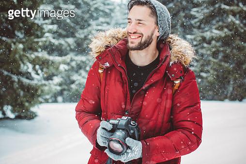 Enjoy in winter - gettyimageskorea