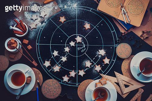 Teatime under the Polar star - gettyimageskorea
