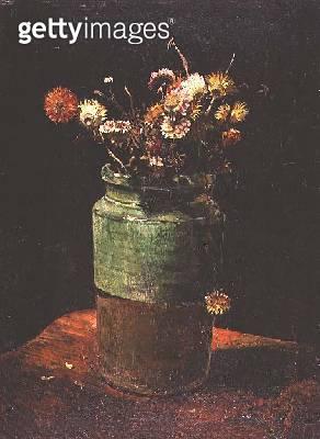 Flowers in a vase - gettyimageskorea