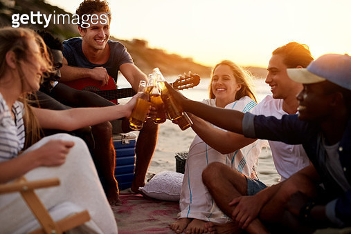 Let's toast to great friends and even better memories - gettyimageskorea