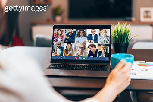 Video call - gettyimageskorea