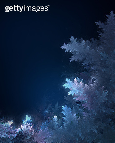 winter frosty frame, christmas background - gettyimageskorea