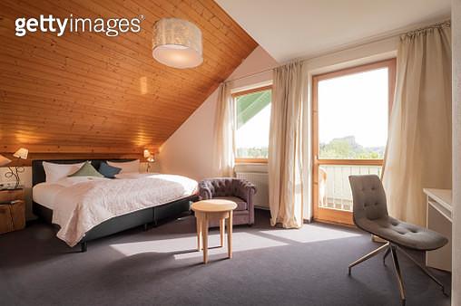 Germany, Bavaria, spacious hotel room - gettyimageskorea