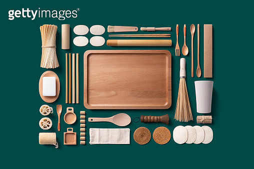 Plastic Free and Zero Waste Home Accessories Collection - gettyimageskorea