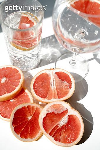 Grapefruit detox water - gettyimageskorea