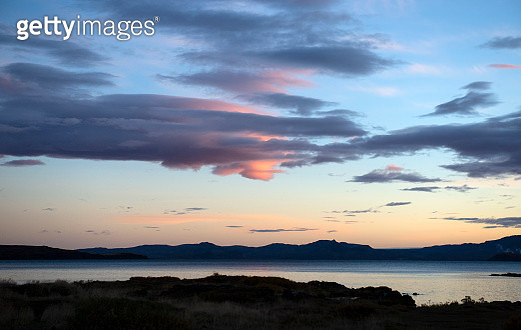 Thingvallavatn lake, Thingvellir national park, Iceland. Thingvallavatn is valley lake in southwestern Iceland. - gettyimageskorea