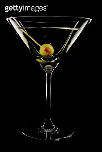 Perfect Martini - gettyimageskorea
