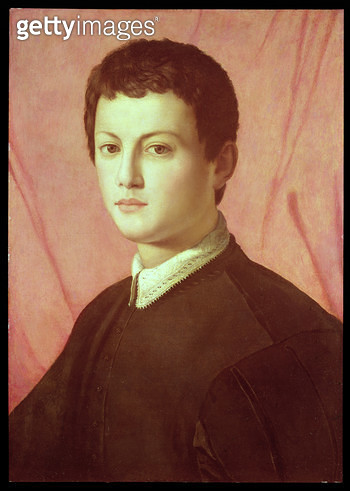 <b>Title</b> : Portrait of a young man (panel)<br><b>Medium</b> : oil on panel<br><b>Location</b> : Private Collection<br> - gettyimageskorea
