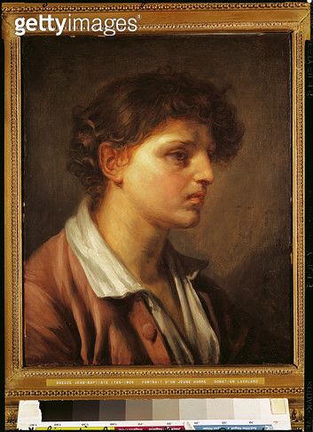 <b>Title</b> : Portrait of a Young Man (oil on canvas)<br><b>Medium</b> : <br><b>Location</b> : Musee de Picardie, Amiens, France<br> - gettyimageskorea