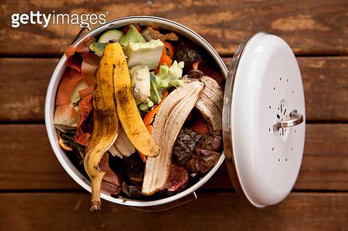 Fruit and vegetable scraps - gettyimageskorea