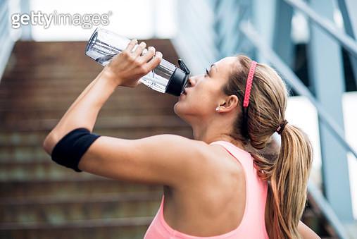 Drinking water - gettyimageskorea