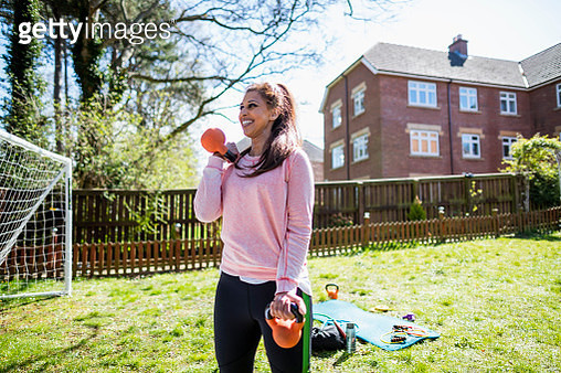 Find The Exercise Right For You! - gettyimageskorea