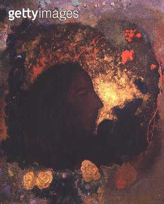 <b>Title</b> : Portrait of Paul Gauguin (1848-1903), painted after his death, c.1903-05<br><b>Medium</b> : oil on canvas<br><b>Location</b> : Musee d'Orsay, Paris, France<br> - gettyimageskorea