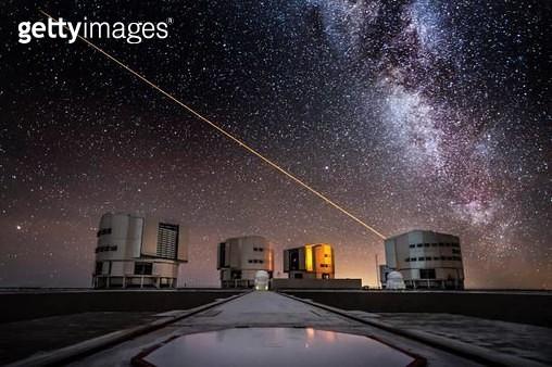 UT4 telescope - gettyimageskorea