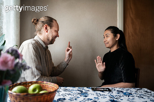 Couple together - gettyimageskorea