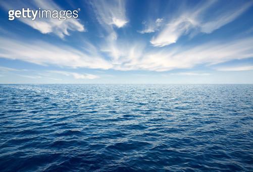 Deep Blue Ocean - gettyimageskorea