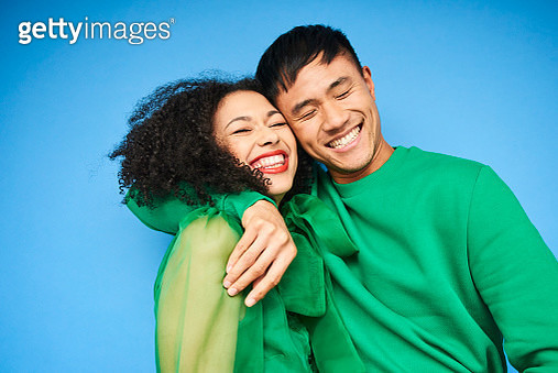 Having fun together - gettyimageskorea
