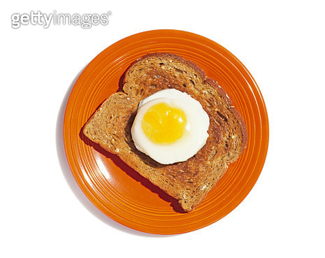 Egg and Toast - gettyimageskorea