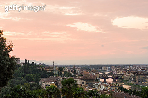 Cityscape, Florence, Italy - gettyimageskorea