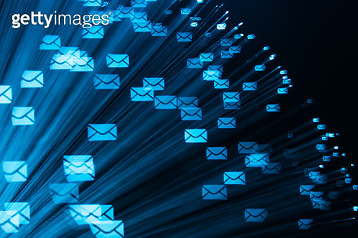 Network Communications - gettyimageskorea