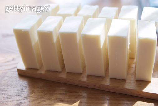 handmade white soap - gettyimageskorea