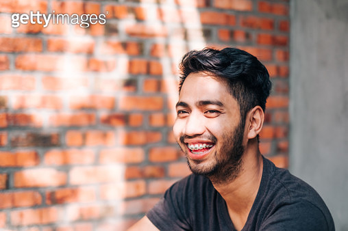 Young Handsome Man - gettyimageskorea