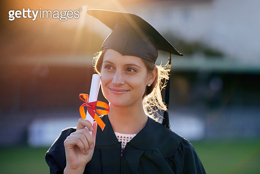 The future sure looks bright - gettyimageskorea