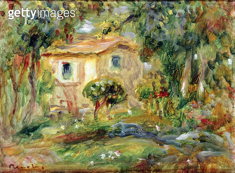 <b>Title</b> : Landscape, 1902 (oil on canvas)<br><b>Medium</b> : oil on canvas<br><b>Location</b> : Hermitage, St. Petersburg, Russia<br> - gettyimageskorea