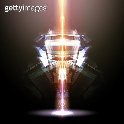 Light Arrow 01 - gettyimageskorea