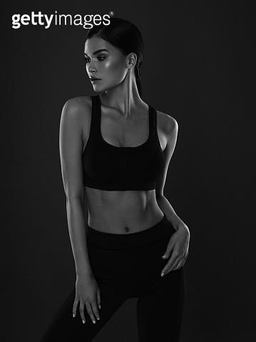 Fitness woman - gettyimageskorea