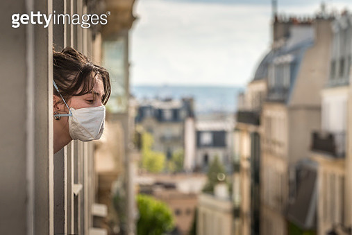 Stay at home quarantine - gettyimageskorea