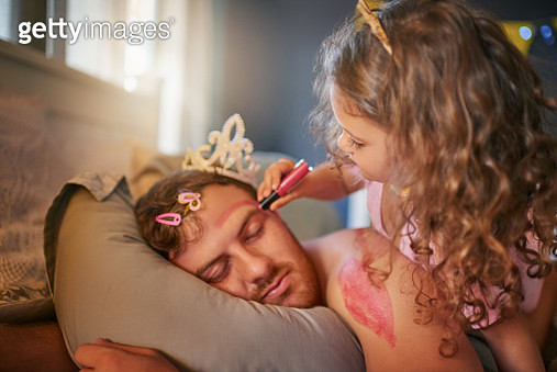 I think Dad could do with a makeover - gettyimageskorea