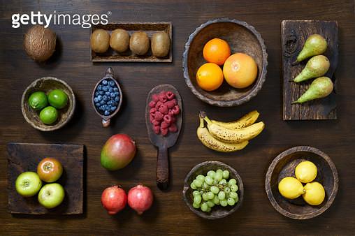 Fruit Selection - gettyimageskorea