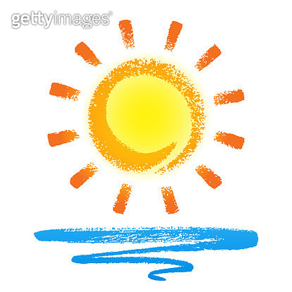 Sun and wave - gettyimageskorea
