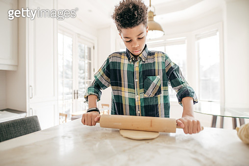 Learning How to Bake While on Vacation - gettyimageskorea