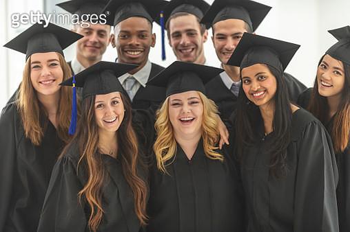 Graduation Class - gettyimageskorea