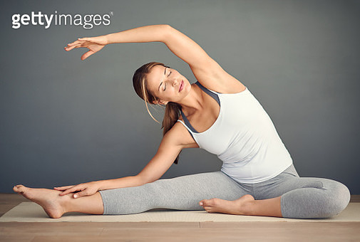 Do yoga today so you can do yoga tomorrow - gettyimageskorea