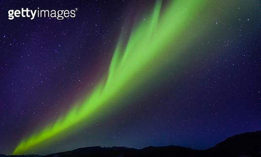 Aurora Borealis, South Greenland - gettyimageskorea